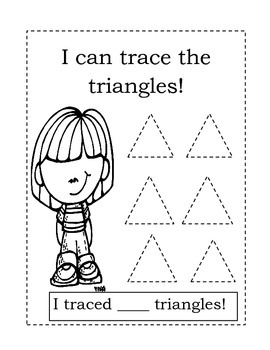 Six Shape Books For Young Learners