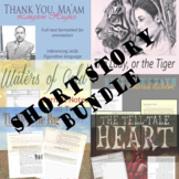 Six Short Stories For Middle School - Full Text included