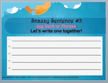 Sentence Beginnings and Sentence Variety for Better Writing
