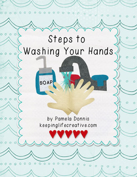 graphic regarding Free Printable Hand Washing Posters called 6 Ways in the direction of Washing Your Palms