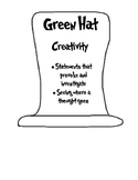 Six Thinking Hats (Yertle the Turtle by Dr. Seuss)