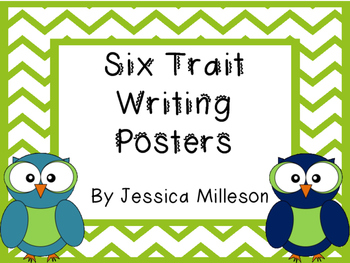 Six Trait Posters