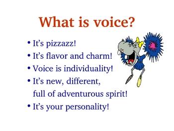 Six Traits Voice