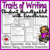 6 + 1 Traits of Writing Student Handbooklet Quick Study With Ancillaries