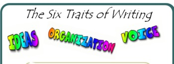 Six Traits PowerPoint