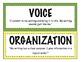 Six Traits VOICES menu (like CAFE)