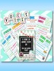 Six Traits of Writing Bulletin Board Poster Set {Find your Writing VOICES}