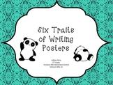 Six Traits of Writing Posters - Pandas