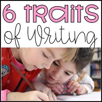 Six Traits of Writing Resource Series: THE BUNDLE (Grades 3-5)