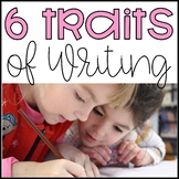 Six Traits of Writing Resource Series: THE BUNDLE (Grades 3-5)