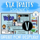 Six Traits of Writing Posters and Criteria