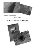 Six Week Nature Exploration Journal