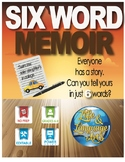 Six Word Memoir: A Writing Activity
