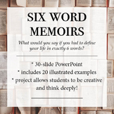 Six Word Memoirs Project