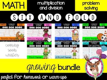 Six and Fold Growing Bundle