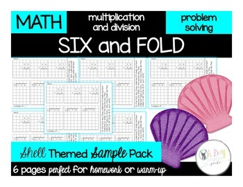 Six and Fold Sample Pack Shell Themed