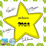 Seven fun sheets about the Beatles! Incudes mini bios and puzzles