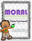 Six levels of Moral Development English and Spanish bundle.