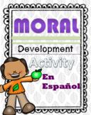 Six levels of moral development en Español