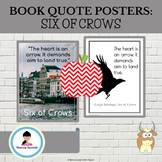 Six of Crows Quote Posters