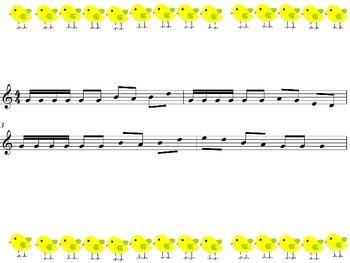 Sixteenth Note Presentation (tiki-tiki/ tika-tika)
