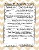 Sixth Cloze Reading Passages FREEBIE