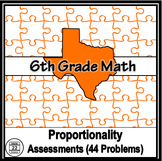 6th Grade Math TEKS Proportionality