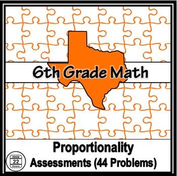 6th Grade Math TEKS Proportionality