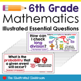 Essential Questions for 6th Grade Math