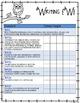 Sixth Grade Common Core Standards Checklist-OWLS!