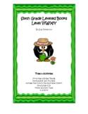 Sixth Grade Leveled Books:  Level V–Y