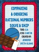 Sixth Grade Solve and Snips Bundle - Interactive Math Word Problems