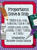 Sixth Grade Solve and Snips Bundle