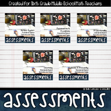 Sixth Grade Standards Based Assessments & Item Analysis