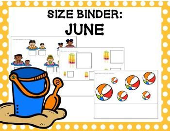 Size Binder: June