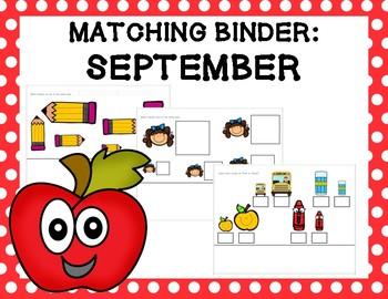Size Binder: September