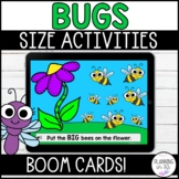 Comparing Size Sorting Ordering Bugs Spring BOOM Cards Dis