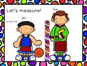 Measurement Unit - Kinder & PreK