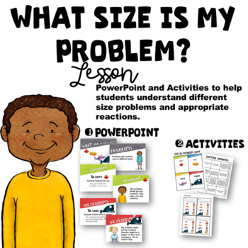 Size Of My Problem Emotional Regulation Lesson
