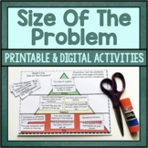 Size Of The Problem Activities And Visuals For Emotional Regulation Lessons