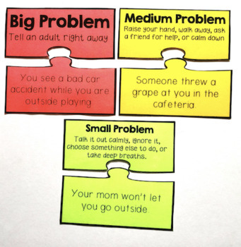 Size Of The Problem Puzzles