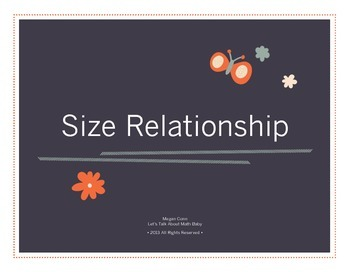 Size Relationship Posters