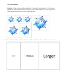 Size Up the Snowflake (LIL PREP)