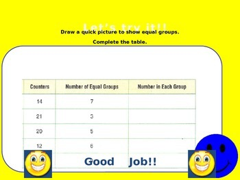 Size of Equal Groups