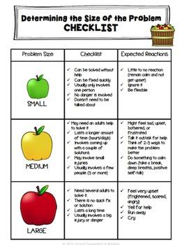 #counselorsback4school Size of Problem Apple Pickin'