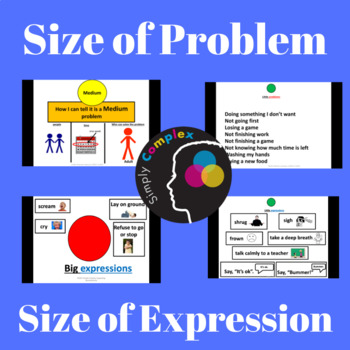 Size of Problem and Size of Reaction; A great anger management strategy