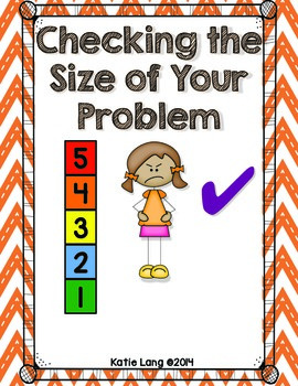 Social Story-Size of Your Problem