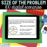 Size of the Problem - 100 Digital Scenarios