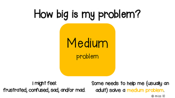 Size of the Problem