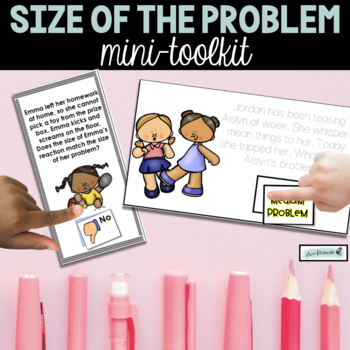 Size of the Problem: Adapted Book & Task Cards